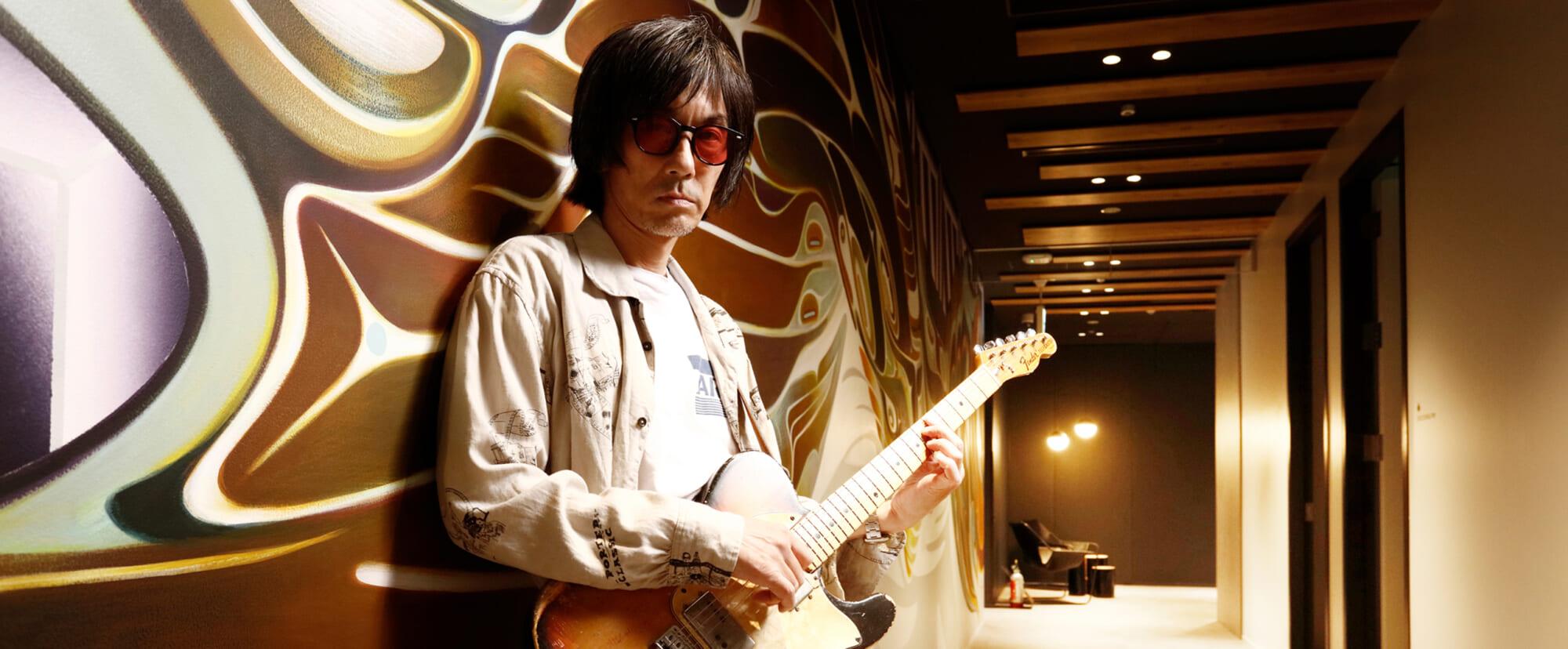 Interview   フジイケンジ(The Birthday)【前編】鉄壁のアンサンブルで鳴らす骨太ロック・アルバム『サンバースト』