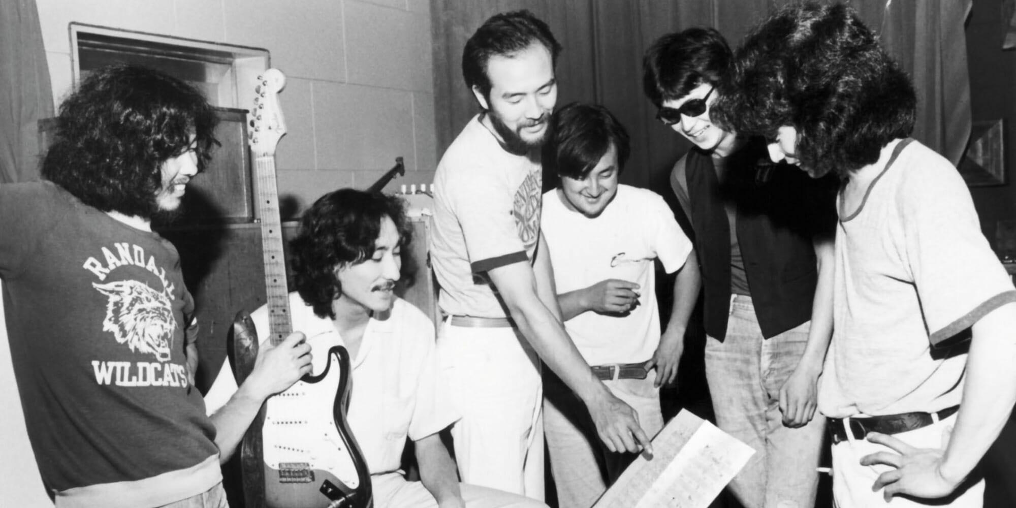1973年、センチメンタル・シティ・ロマンス結成。 初期三部作までの道のり。