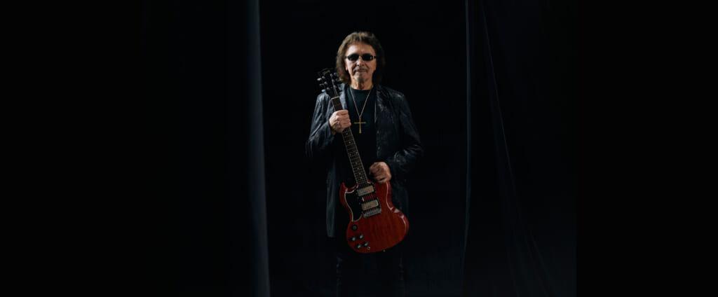 """ギブソン、トニー・アイオミの最新シグネチャー・モデル""""Tony Iommi SG Special""""をリリース"""