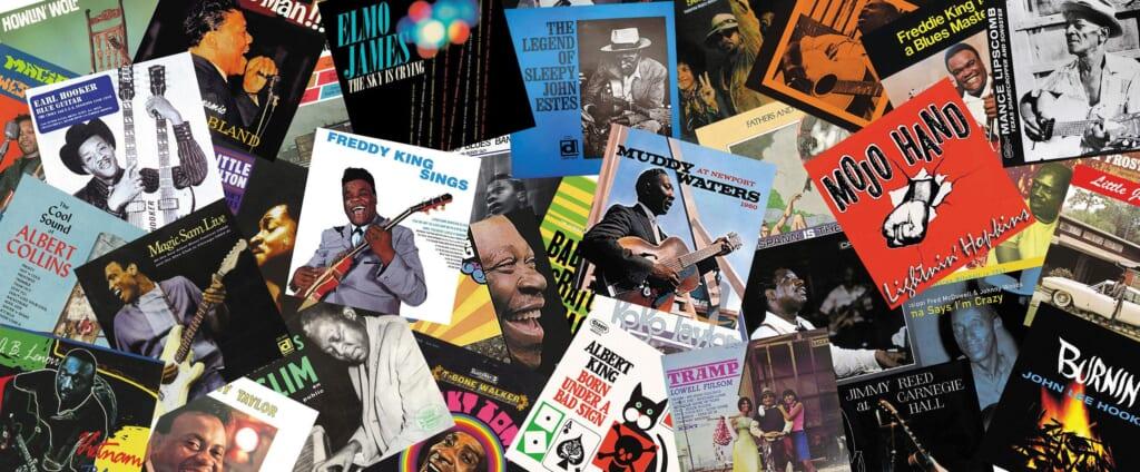 ギタリストなら絶対に聴くべき60年代ブルースの名盤40(4/4)