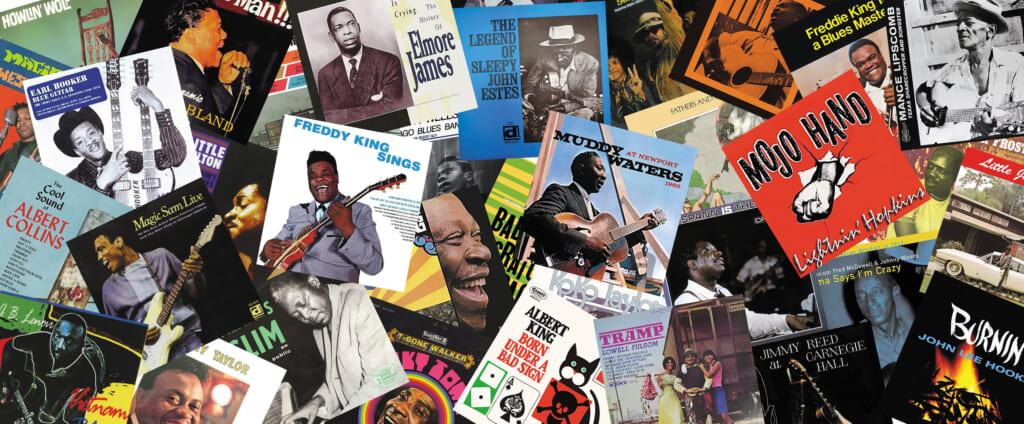 ギタリストなら絶対に聴くべき60年代ブルースの名盤40(1/4)