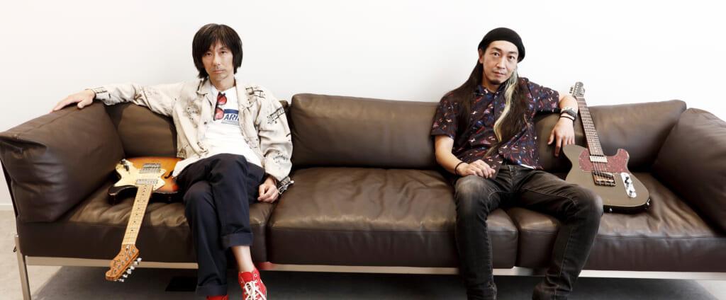 Special Talk Session | フジイケンジ(The Birthday)× KOHKI(BRAHMAN)