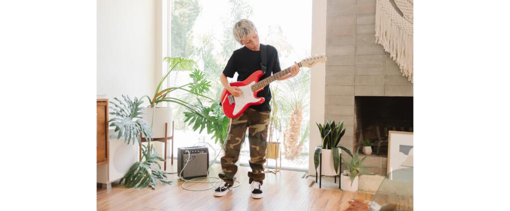 フェンダー、ギター入門者のためのコンテンツ「Beginner's Hub」を開設